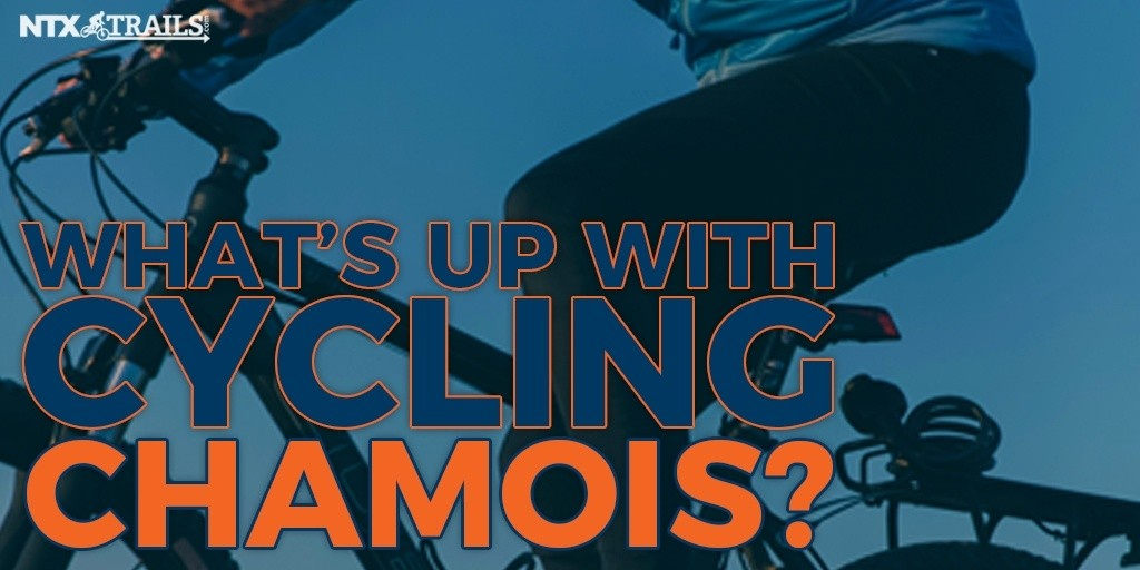 What's Up with Cycling Chamois?