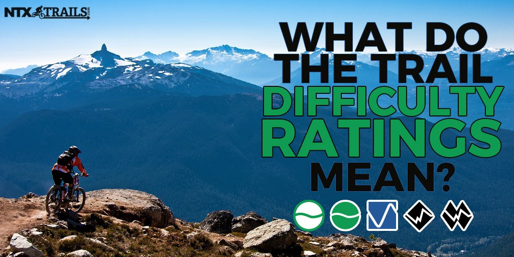What Do the Trail Difficulty Ratings Mean?