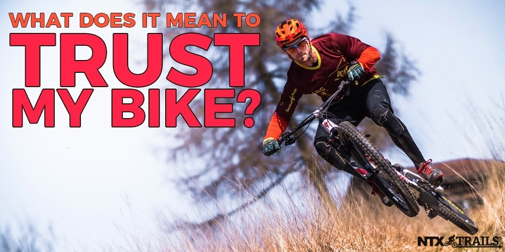 What Does it Mean to Trust My Bike?