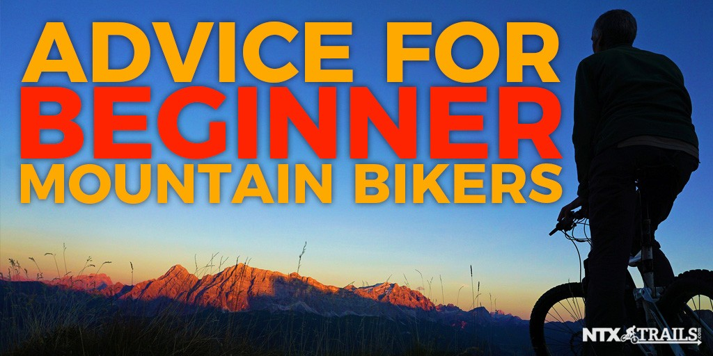 Advice for Beginner Mountain Bikers